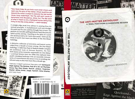 Anti-Matter Matters Anthology
