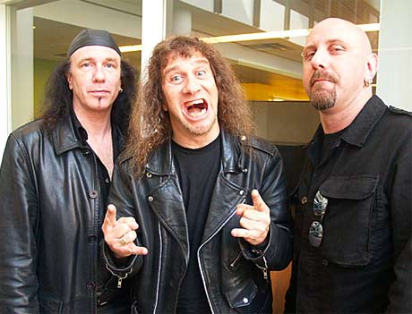 Anvil Sign to End Records, Prep New Anthology and Studio Album