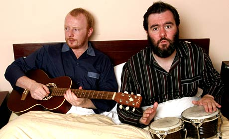 Arab Strap to Reissue First Two Albums