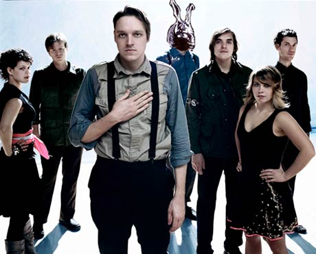 Arcade Fire Quash Rumours of Richard Kelly Movie Soundtrack