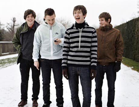 The Bankable<b> Arctic Monkeys</b>
