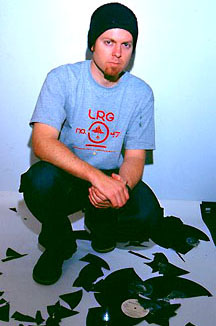 DJ Shadow The Verge of the Third Phase