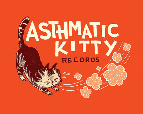 Asthmatic Kitty Releases Two Albums For Free