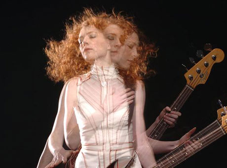 Melissa Auf der Maur To Release Mixed Media Concept Album
