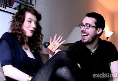 Head to Exclaim! TV Land with Melissa Auf der Mar