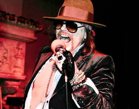 Guns N' Roses Working On New Album