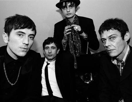 Babyshambles Shotter's Nation