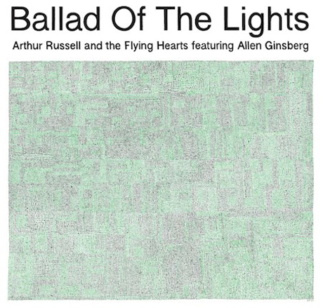 Rare Arthur Russell/Allen Ginsberg Collaboration Gets Limited Vinyl Release