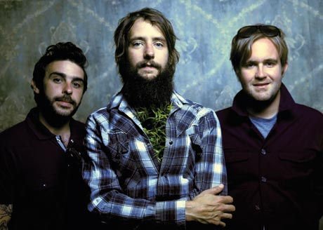 Band of Horses to Release Third Album in May, Plan Spring North American Tour