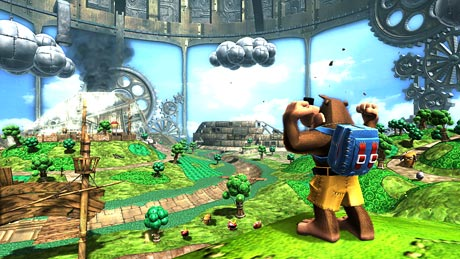 Banjo-Kazooie: Nuts & Bolts Xbox 360