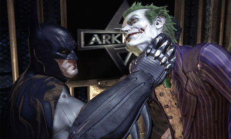 Batman: Arkham Asylum PS3 / Xbox 360