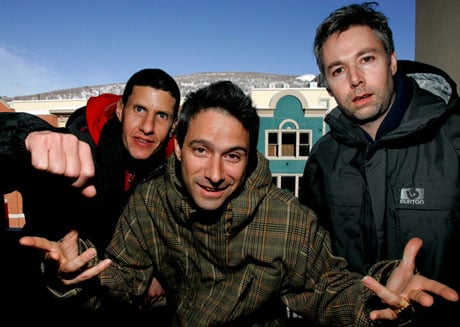 Beastie Boys 'The New Style' (unaired 'Chappelle's Show' performance)