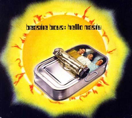 Beastie Boys Ready Deluxe <i>Hello Nasty</i> Reissue