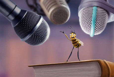 Bee Movie: A Very Jerry Two-Disc Edition Steve Hickner & Simon J. Smith