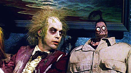 Beetlejuice: 20th Anniversary Deluxe Edition Tim Burton