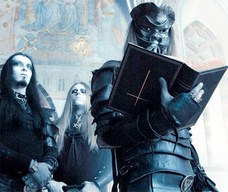 Behemoth Threatened With Banishment From Poland For Bible Destruction