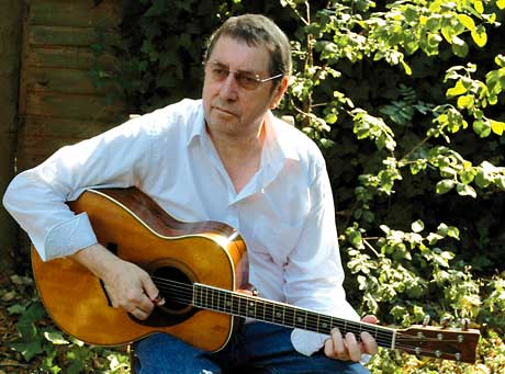 Bert Jansch Reissues On the Way, Announces North American Tour