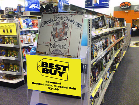 Best Buy to Sell Vinyl Records