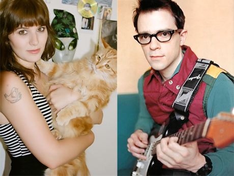 Weezer's Rivers Cuomo Collaborating with Best Coast
