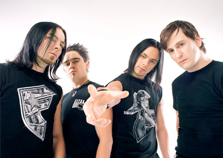 Bullet For My Valentine's Songs To Become Comic Book