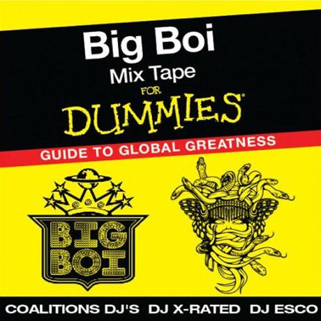 Big Boi <i>Mixtape For Dummies: Guide To Global Greatness</i>