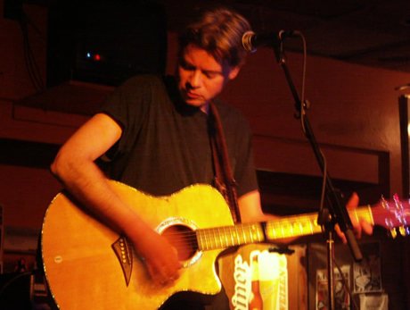 Bill Fox Le Cagibi, Montreal QC May 13