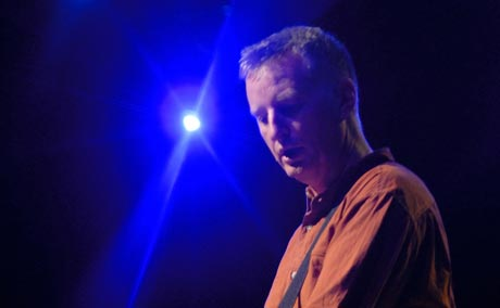 Billy Bragg Garrick Centre, Winnipeg MB - September 26