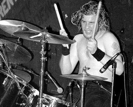 Former Danzig/Black Flag Drummer and All-Around Hardcore Hero Chuck Biscuits Dies at 44