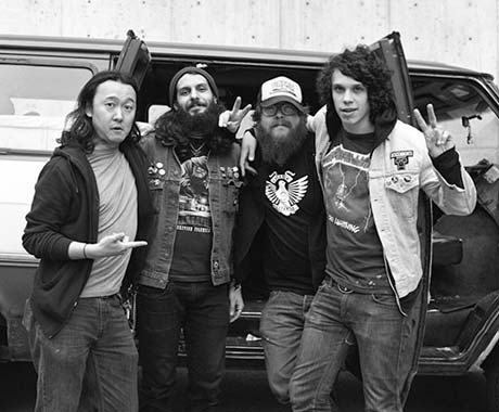 "Bison B.C. Plot Third Album, Lining Up a ""Good Old-Fashioned Batch of Songs"""