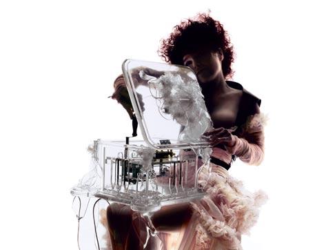 """Björk """"Breezeblock Mix"""""""