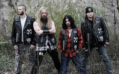 Black Label Society Skullage