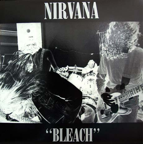 Nirvana's <i>Bleach</i> Gets 20th Anniversary Reissue, Complete with Previously Unreleased Live Album