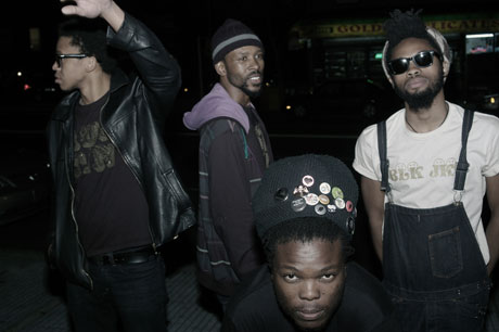South Africa's BLK JKS Sign with Secretly Canadian