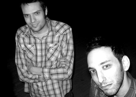 Meyer Billurcu & Brian Neuman Blue Skies Turn Black Promotions