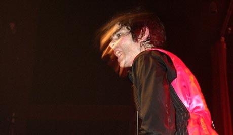 Blues Explosion / The Rogers Sisters Cabaret La Tulipe, Montreal QC — November 10, 2004