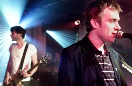 Blur Turn Their Reunion into a Live Album Deal