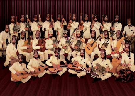 Bob Brozman Orchestra Lumiere