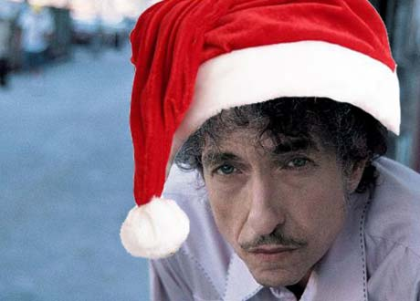 Bob Dylan Busy Recording Christmas Album?