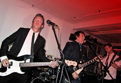 The Bon Set Up for Last Toronto Show Before Recording Debut LP