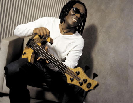 Montreal Jazz Festival - Richard Bona Theatre Maisonneuve, Montreal QC July 2