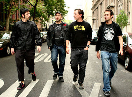 Bouncing Souls to Gather Up <i>Song of the Month</i> Tracks on New LP