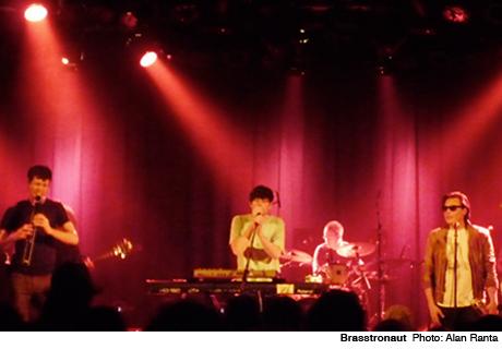 Bonobo / Brasstronaut Commodore Ballroom, Vancouver BC June 30