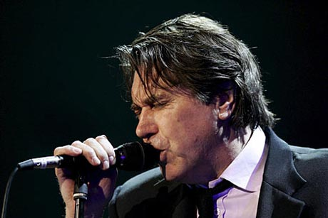Bryan Ferry: Dylanesque Live