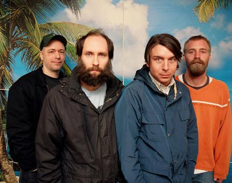 "Built to Spill ""They Got Away"""