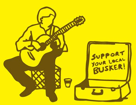 """Bullied"" Hamilton Buskers Organize Musical Revolt"