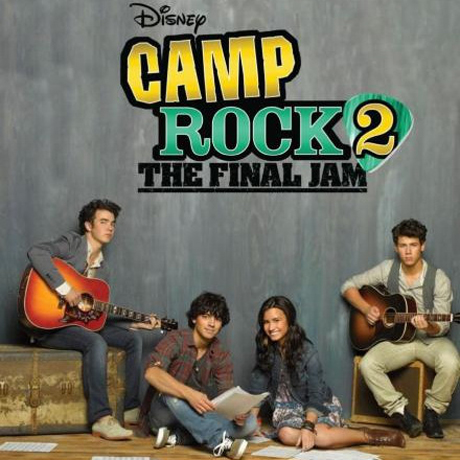<b>Ben Cook (Fucked Up) vs. Nick Jonas</b> <i>Camp Rock 2</i> drum battle (video)