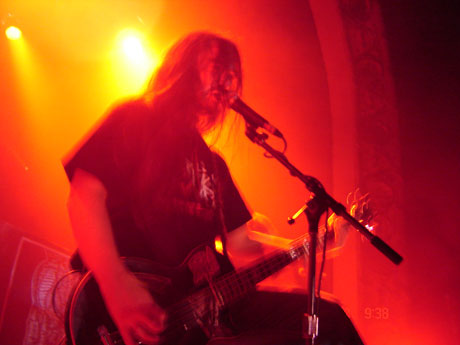 Carcass Opera House, Toronto ON September 8