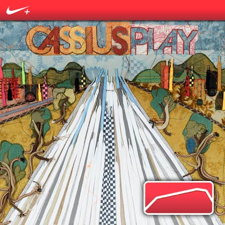 Update: Nike Also Ask Cassius To <i>PLAY</i> Original Run Mix