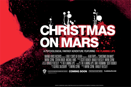 <i>Christmas On Mars</i> Set For Actual Release? Really?