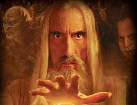 Christopher Lee Making Symphonic Metal Record
